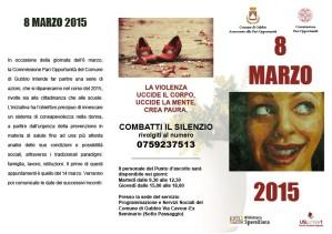 Brochure 8 Marzo 2015